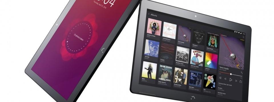 Prima tabletă cu Linux Ubuntu poate fi deja pre-comandată