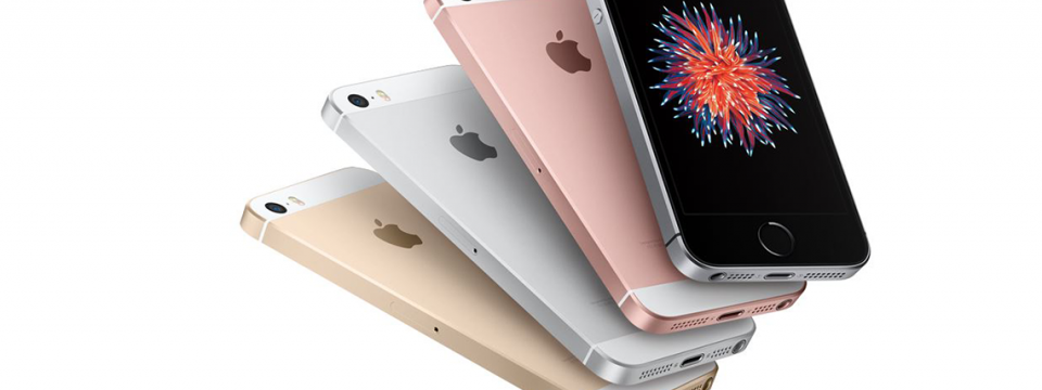 """Apple lansează iPhone SE, cel mai puternic telefon de 4"""""""