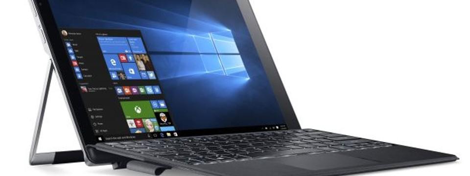 Tableta Acer are răcire cu lichid