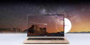 LG Gram, care arată mai bine chiar decât MacBook Air