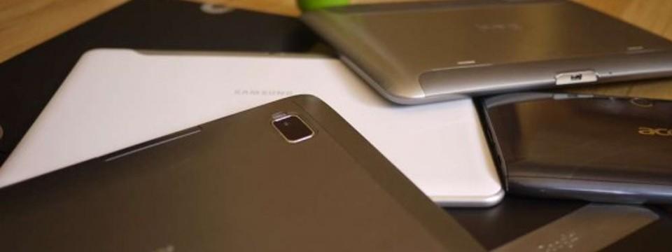 Android N ar putea salva piața în scădere a tabletelor