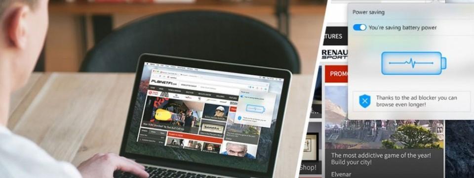 Opera susține că bateria laptopului tău ține cu 50% mai mult decât în Chrome