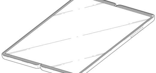 LG prezintă un nou patent pentru dispozitiv hibrid telefon/tabletă pliabil