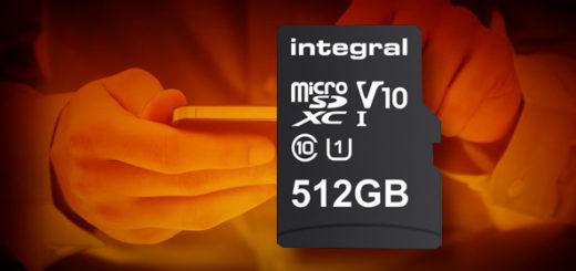 În curând vom putea pune la telefon 512G de memorie