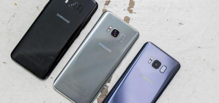 Cele mai bune telefoane Samsung în 2018