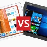 iOS vs Windows 10: care este mai bun pentru tableta ta?
