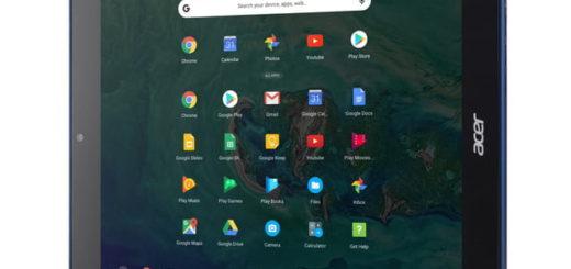 Prima tabletă cu Chrome OS își face debutul cu Acer Chromebook Tab 10