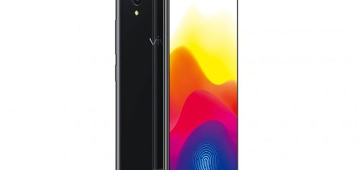 Telefonul cu scanner de amprentă futuristic: Vivo X21