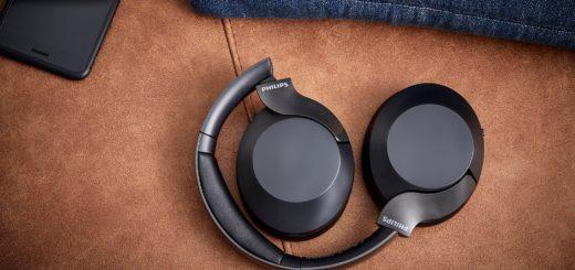 IFA 2019: Philips prezintă căștile wireless PH805 cu noise-cancelling