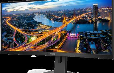 MMD lansează Philips 346B1C, monitorul perfect pentru sectorul business