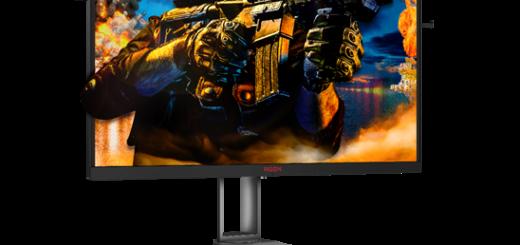 AOC lansează AG273QZ, un monitor pentru viitorii campioni esports cu rezoluție QHD, HDR, 240Hz și 0,5ms MPRT
