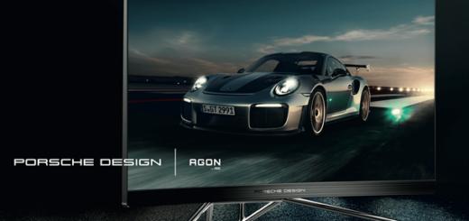 Porsche Design și AOC lansează noul Porsche Design AOC AGON PD27